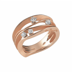 Annamaria Cammilli, Essential, Dune, Ring Orange Gold, GAN0778J