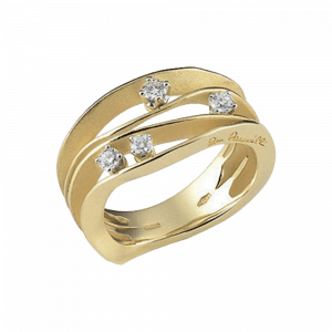 Annamaria Cammilli, Essential, Dune, Ring Yellow Sunrise Gold, GAN0778U