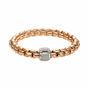 Fope, Eka Collection, Armband, 602B PAVE R