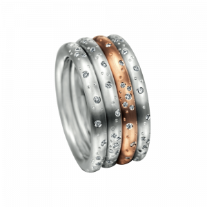 Meister, Women's Collection, Ringe Sternenhimmel, 118.4979.00