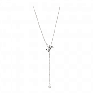Pandora, Enchanted Nature, Kette mit Anhänger Dreamy Dragonfly Necklace, 397104CZ-65