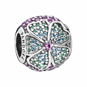 Pandora, Promise of Spring, Charm-Anhänger Glorious Blooms, 797067NRPMX