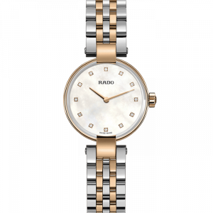 Rado, Coupole, Diamonds, R22855929 / 01.963.3855.2.292
