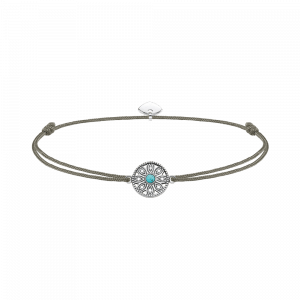 Thomas Sabo, Glam & Soul, Armband Little Secret Ethno Amulett, LS022-378-5