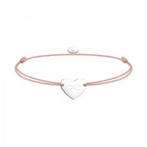 Thomas Sabo, Glam & Soul, Armband Little Secret Herz, LS005-597-19