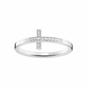 Thomas Sabo, Glam & Soul, Ring Kreuz, TR2140-051-14