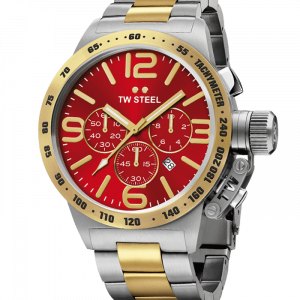 TW Steel, Canteen, Canteen Steel XXL, Chronograph CB74