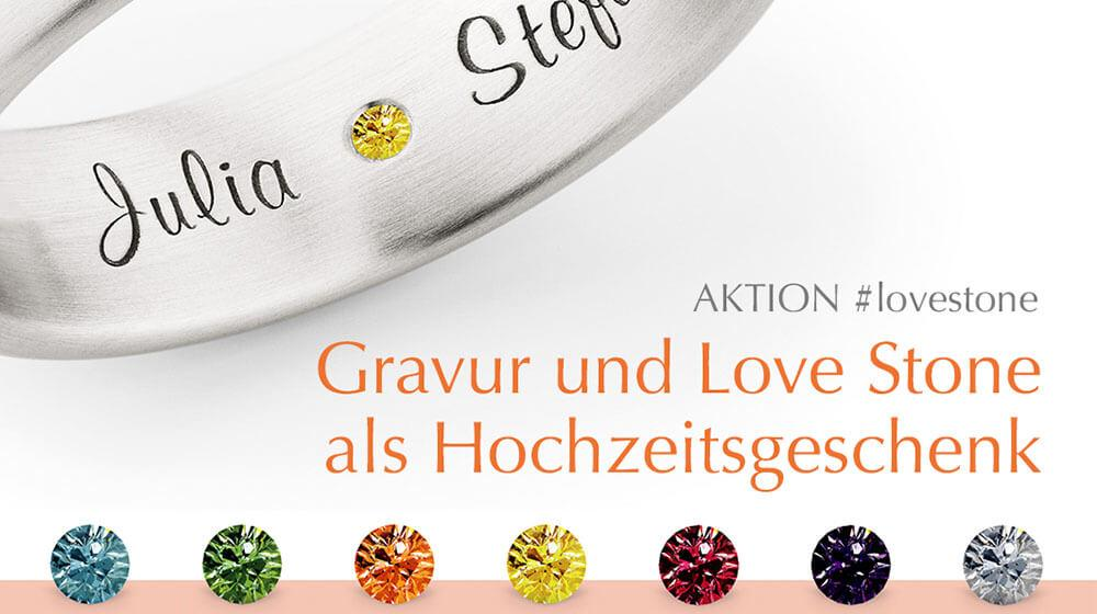 Christian Bauer Aktion Lovestone